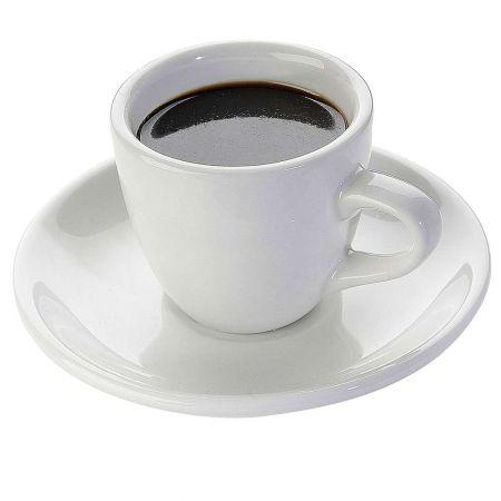 HQ Διακοσμητικό φλιτζάνι espresso απομίμηση 5x6,5cm