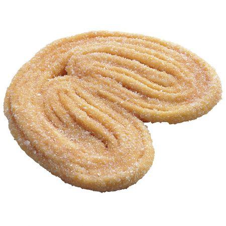HQ Διακοσμητικό Σφολιατίνι Παλμιέ με ζάχαρη 12,5cm