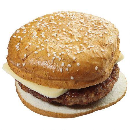 HQ Διακοσμητικό - Cheese burger - απομίμηση 10cm