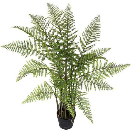 Διακοσμητικό τεχνητό φυτό Φτέρη 116cm