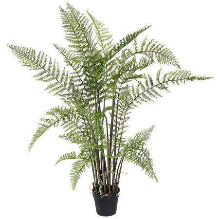 Διακοσμητικό τεχνητό φυτό Φτέρη 160cm