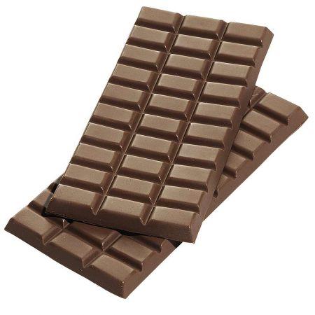 HQ Διακοσμητική μπάρα σοκολάτας γάλακτος 16x8cm