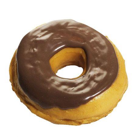 HQ Διακοσμητικό donut με σοκολάτα γάλακτος απομίμηση 9,5cm