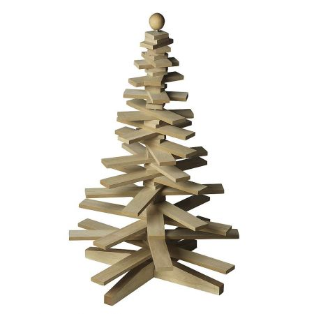 Διακοσμητικό δέντρο ξύλινο 90x50cm