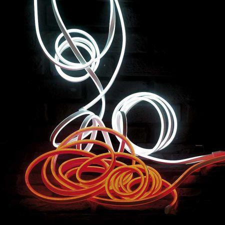 Ευέλικτη LED Φωτολωρίδα  με κόκκινο φως, 6m