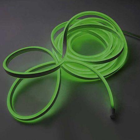 Ευέλικτη LED Φωτολωρίδα  με πράσινο φως, 6m