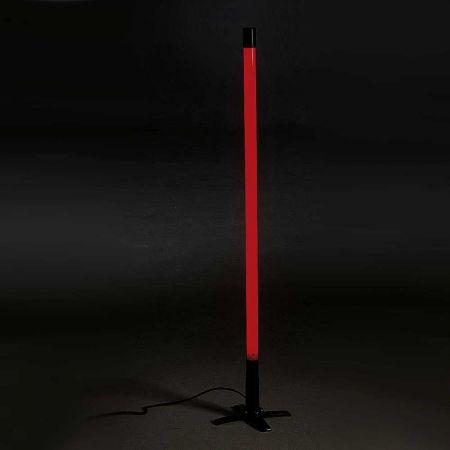 Σωλήνας Νeon με κόκκινο φως, 134cm
