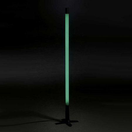 Σωλήνας Νeon με πράσινο φως, 134cm