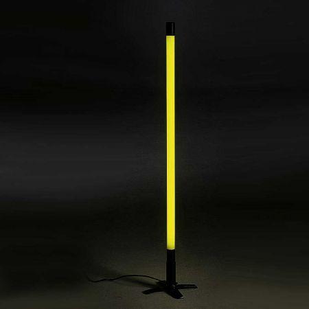 Σωλήνας Νeon με κίτρινο φως, 134cm
