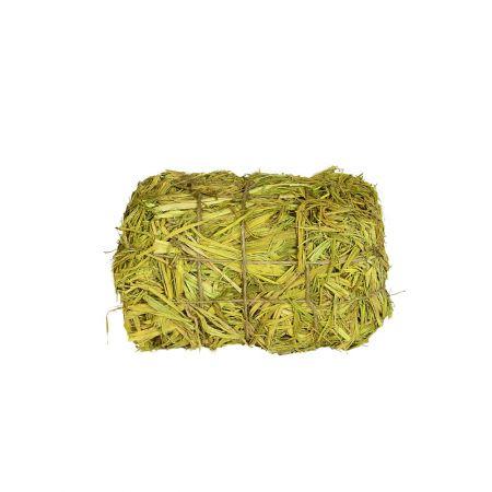 Διακοσμητικό δέμα σανό Φυσικό 15x9x8cm