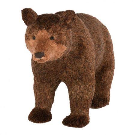Διακοσμητική αρκούδα 102x35x64cm