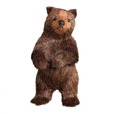 Διακοσμητικό αρκουδάκι 22x22x40cm