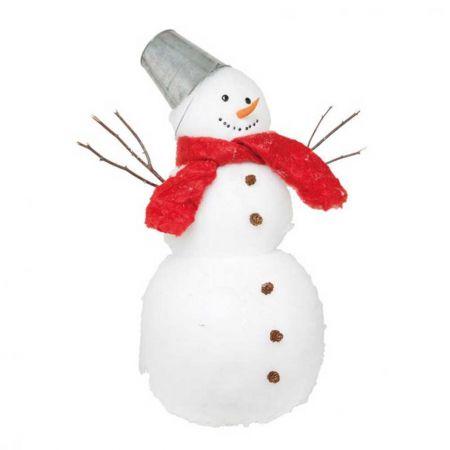 Διακοσμητικός χιονάνθρωπος 75cm