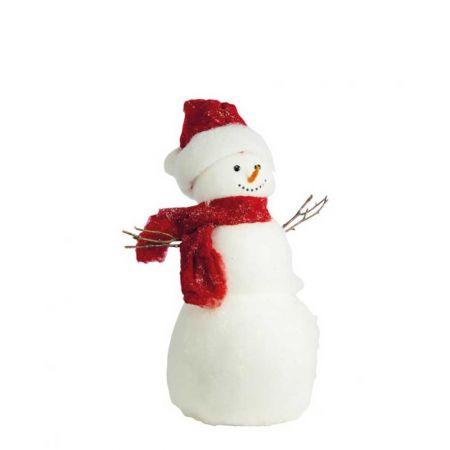 Διακοσμητικός χιονάνθρωπος 50cm