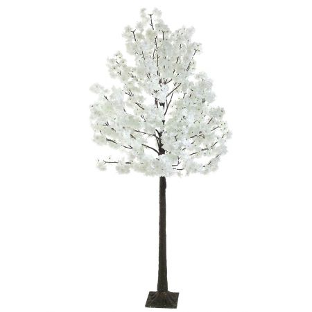Διακοσμητικό δέντρο Κερασιά με Λευκά άνθη 200cm