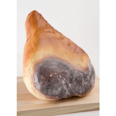 Διακοσμητικό μπούτι χοιρινό parma - απομίμηση 36x28x11cm