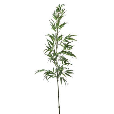 Διακοσμητικό Κλαδί-Bamboo πράσινο, 140cm
