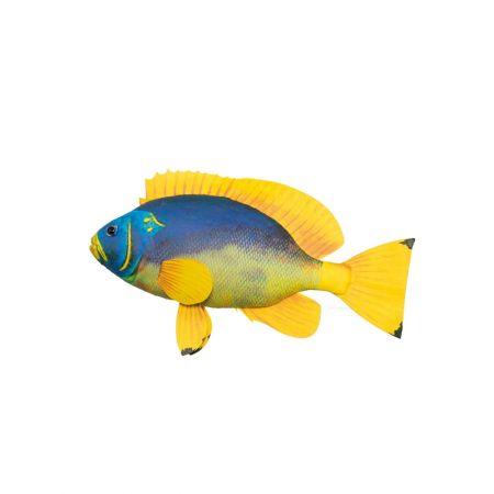 Διακοσμητικό ψάρι βιτρίνας Μπλε 30cm