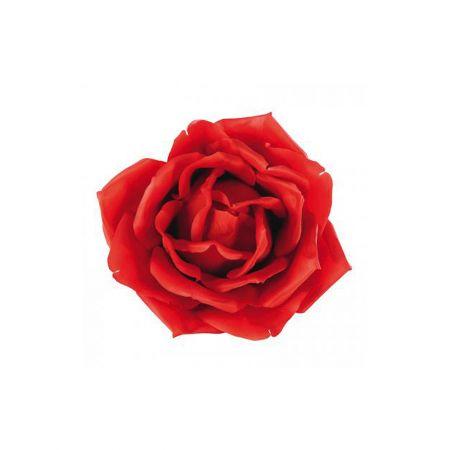 XL Διακοσμητικό άνθος τριαντάφυλλου 40cm