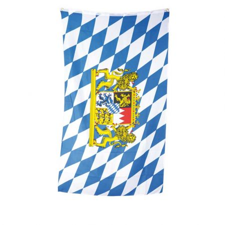 Κρεμαστή σημαία Octoberfest 90x150cm