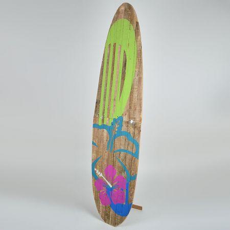 Διακοσμητική σανίδα του Surf ξύλινη 170x40cm