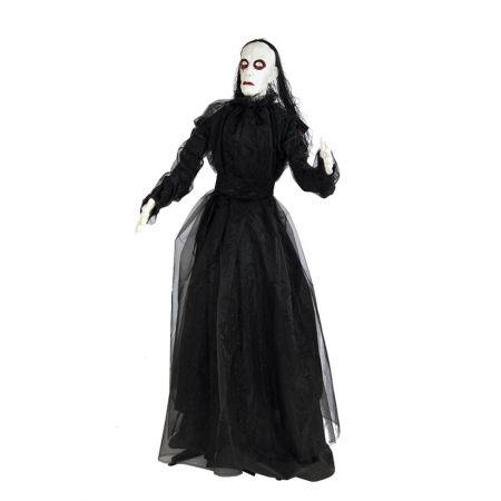 Διακοσμητικό φάντασμα - γυναίκα με φως 167cm
