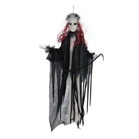 Διακοσμητικό φάντασμα - νύφη 90cm