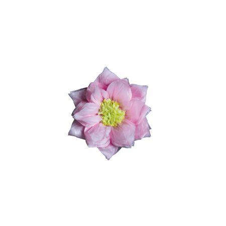 XL διακοσμητικό Χάρτινο άνθος Ροζ 30cm