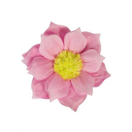 XL διακοσμητικό Χάρτινο άνθος Ροζ 60cm