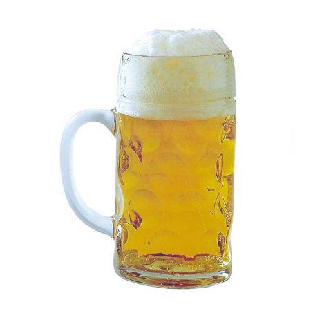 XL ποτήρι μπύρα από χαρτόνι 40x28cm