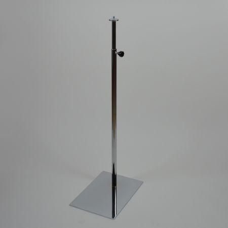 Βάση Μεταλλική για PVC μπούστα για κάτω από το μηρό 75cm