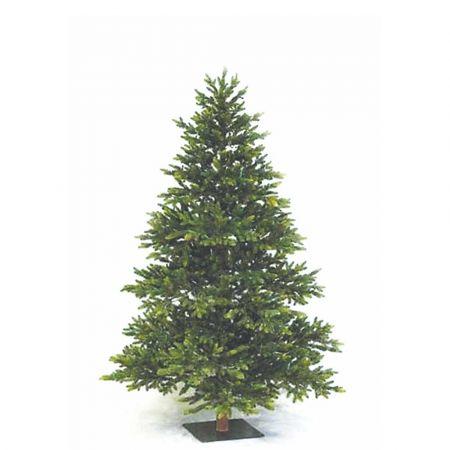 Χριστουγεννιάτικο δέντρο με ψηλό κορμό Black Hills - Plastic PE 200cm