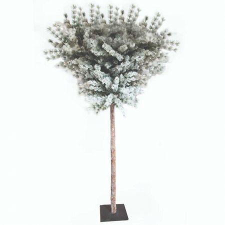 Χριστουγεννιάτικο δέντρο χιονισμένο - Ομπρέλα - ανάποδο PVC 255cm