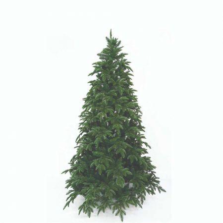 Χριστουγεννιάτικο δέντρο Slim Αριάδνη - PVC PE 210cm