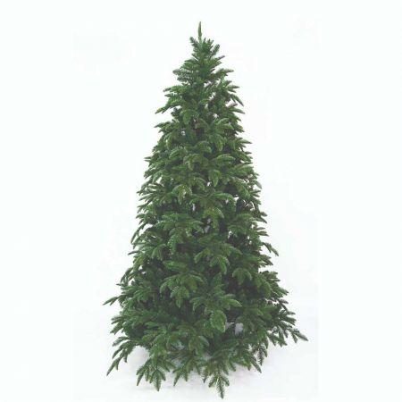 Χριστουγεννιάτικο δέντρο Slim Αριάδνη - PVC PE 240cm
