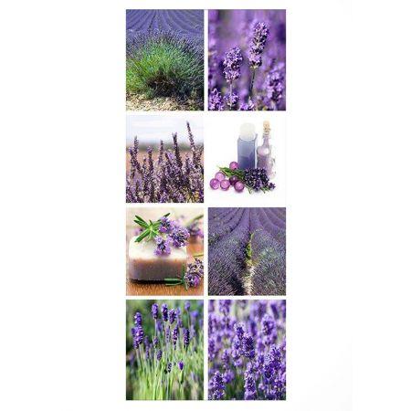Διακοσμητική αφίσα Lavender 75x180 cm
