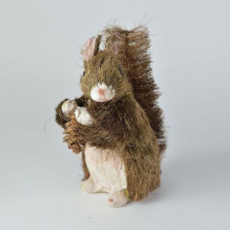 Διακοσμητικός σκίουρος 24x15,5x10cm