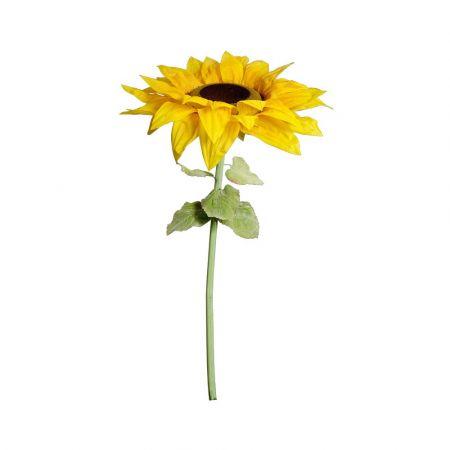 XL Διακοσμητικό λουλούδι Ηλίανθος Κίτρινο 200x90cm
