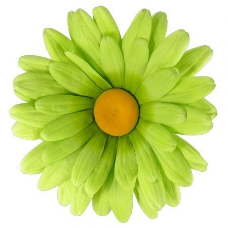 Διακοσμητική ανοιξιάτικη μαργαρίτα Πράσινη 60cm