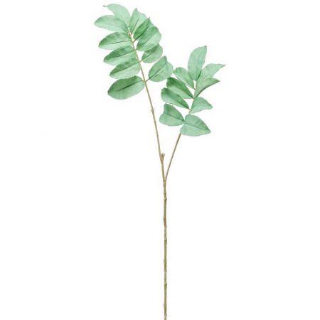 Διακοσμητικό κλαδί Μελίανθου Πράσινο Μέντα 95cm