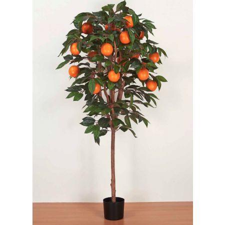 Τεχνητό δέντρο Πορτοκαλιά σε γλάστρα 180cm