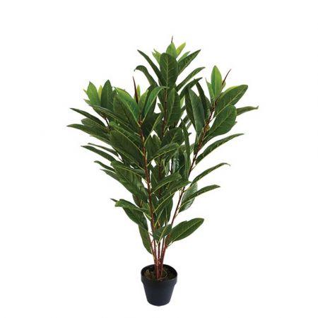 Real Touch Τεχνητό φυτό Μαγνόλια σε γλάστρα 86cm