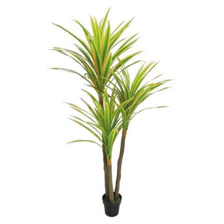 Real Touch Τεχνητό φυτό Γιούκα σε γλάστρα 200cm