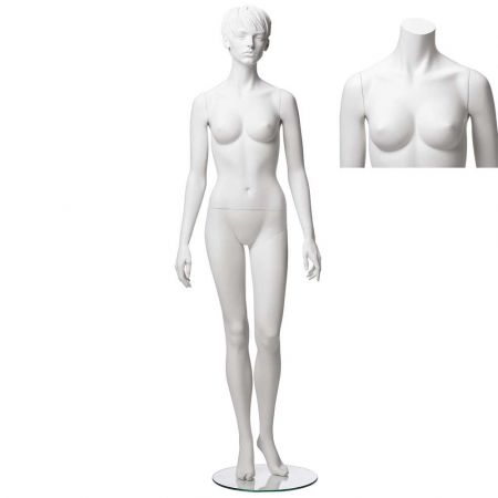 Κούκλα βιτρίνας Adriana Ακέφαλη -  Position 1