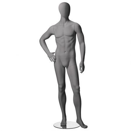 Ανδρική κούκλα βιτρίνας Metro Male -  Position 4