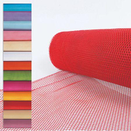 Ύφασμα Δίχτυ Κυψελωτό Φούξια 60cmx9.1m