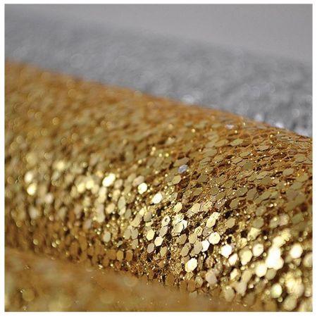 Χριστουγεννιάτικο ύφασμα Δίχτυ με Παγιέτες-Glitter 50cm / 75cmx5m