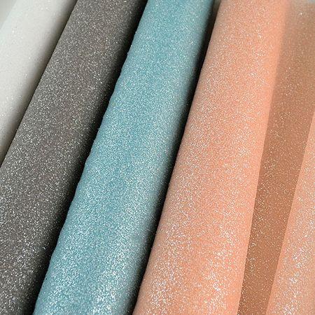 Διακοσμητικό ύφασμα με Glitter 50cm / 75cmx5m