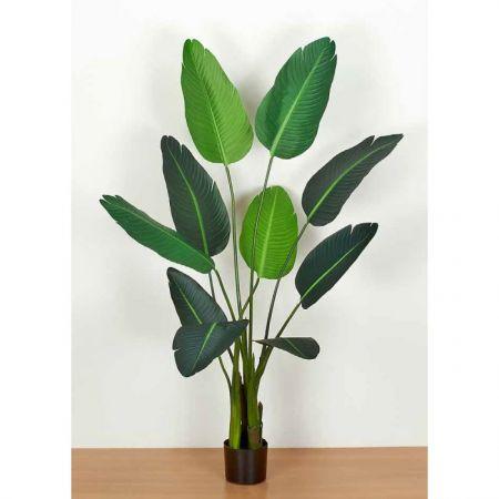 Τεχνητό φυτό Στρελίτζια σε γλάστρα 150cm