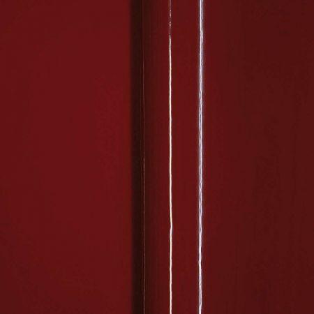 Διακοσμητικό ρολό foil γυαλιστερό Ρουμπινί 10mx130cm